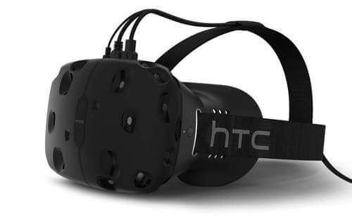 Релиз HTC Vive состоится в январе 2017 года