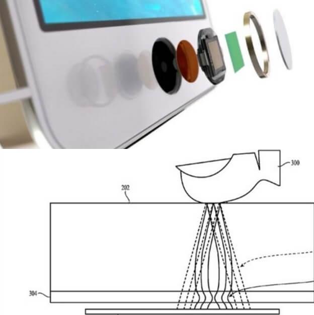 Прогноз по айфону 8: ультразвуковой дактилоскопический сканер и двухэтапная идентификация по лицу