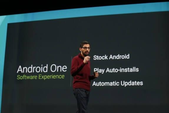 Смартфоны Android One появятся в США в этом году