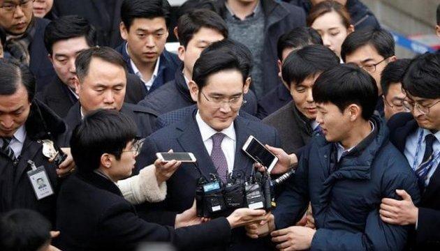 Вице-президент компании Samsung арестован