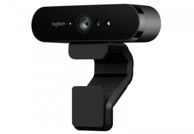 Новая 4K веб-камера Logitech BRIO