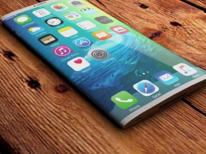 iPhone 8: такого мы еще не видели