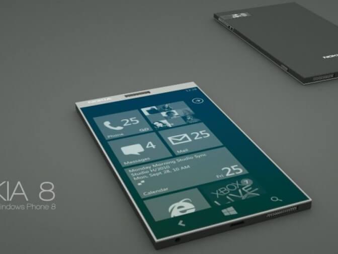 Флагман Nokia 8: дата презентации уже рассекречена!
