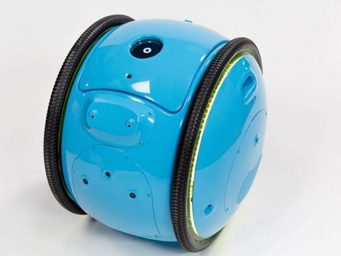 Piaggio выпускает робота-носильщика