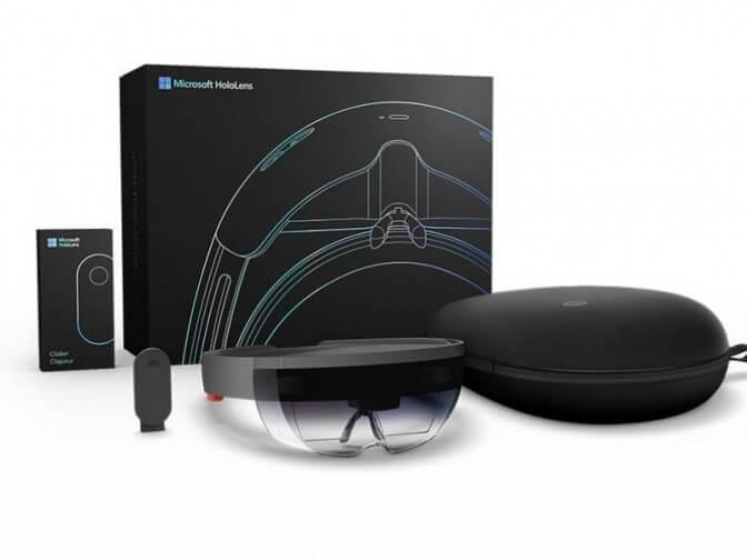 Релиз пользовательской версии HoloLens от Microsoft назначен на 2019 год