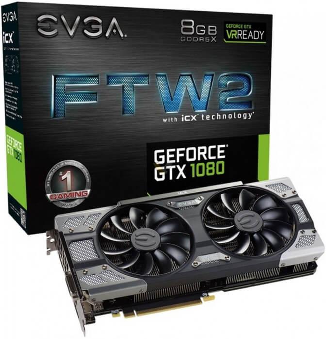 Новые видеокарты GeForce GTX 10-й серии от EVGA не перегреваются