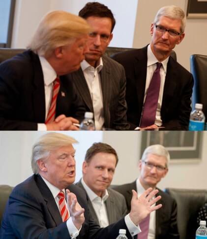 Тим Кук и Apple против антииммигрантского указа Трампа