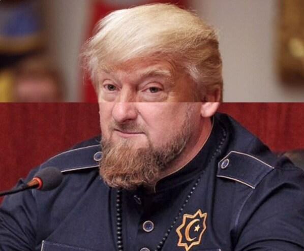 Новый медиахит: Трамп + Кадыров