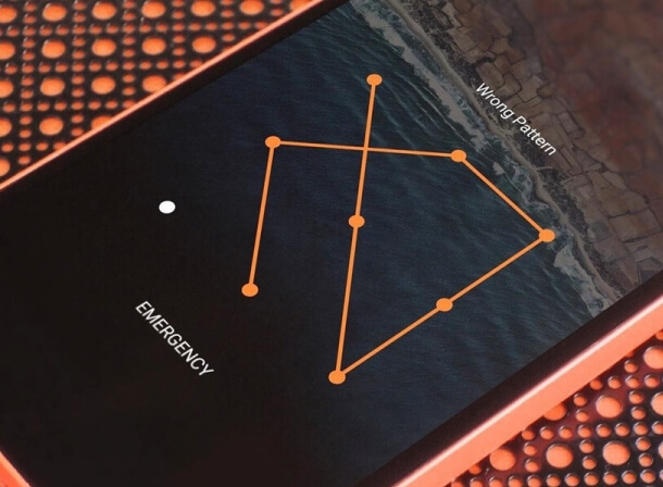 Программа для взлома графического ключа — ещё один повод перейти уже на биометрию