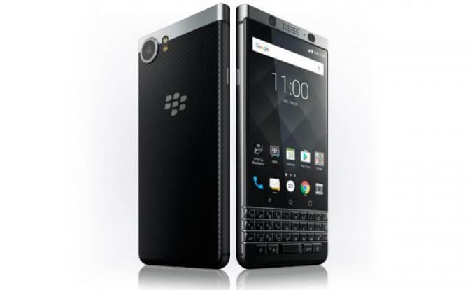 Новинка от BlackBerry представлена на выставке MWC 2017