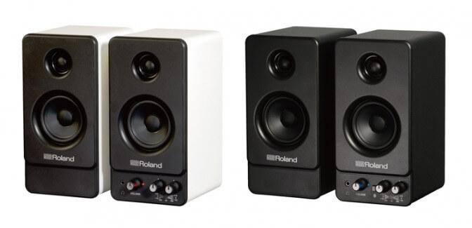Новые мини-мониторы Roland MA-22