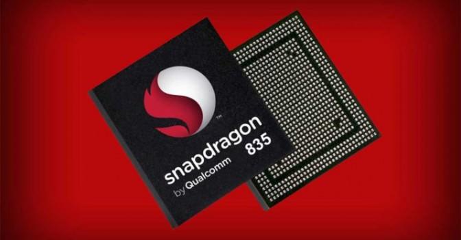 Ноутбуки с процессором Snapdragon 835 и Windows 10 появятся в 2017 году