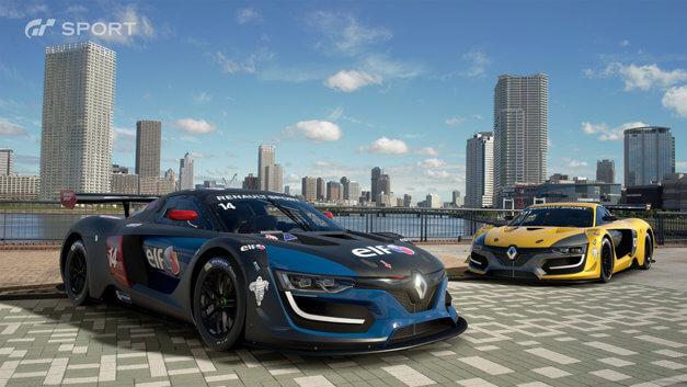 17 марта состоится первое бета-тестирование Gran Turismo Sport