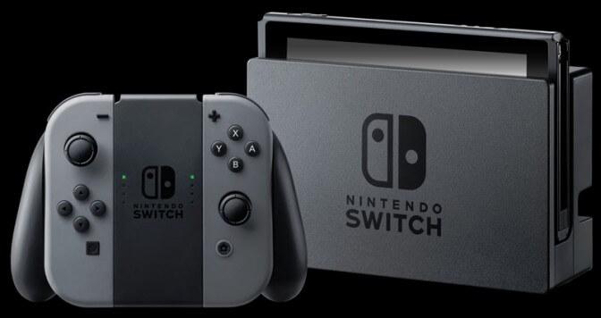 Nintendo Switch — самая продаваемая консоль компании