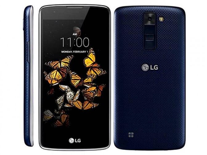 В России узнали цены на новый смартфон LG для активного селфи