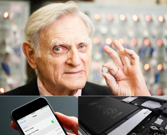 Новый аккумулятор для айфонов от создателя литий-ионной батареи — быстрый, долгий и безопасный