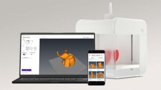 3D-принтер на Android придумали в Испании