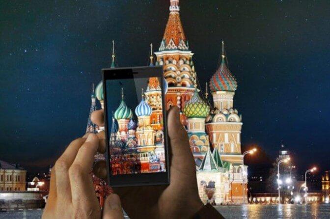 Китайско-российский смартфон на финско-российской операционной системе защитит россиян от иностранной слежки