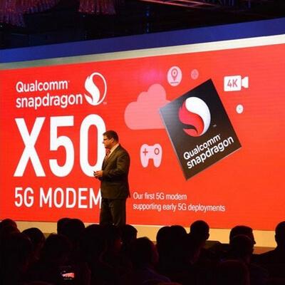 Испытания мобильных сетей 5G начнутся в 2019 году