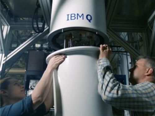 В IBM задумали сделать практичный и беспрецедентно мощный квантовый компьютер