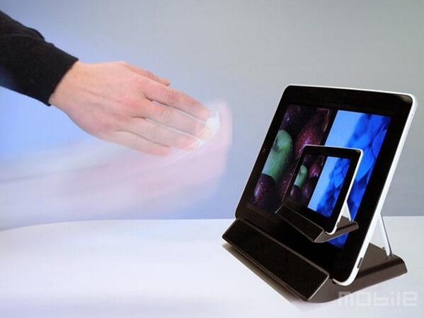 Технология Inner Peace научит смартфоны распознавать жесты
