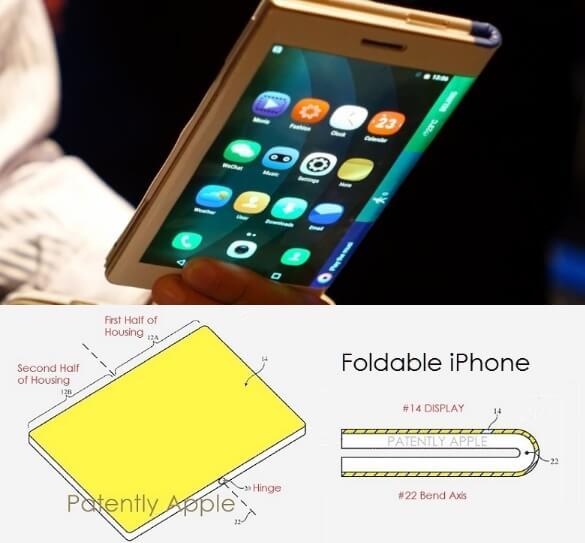 Возможно, полностью гибкий смартфон появится в 2018 году, и прорыв в этой области делает не очень знаменитая компания