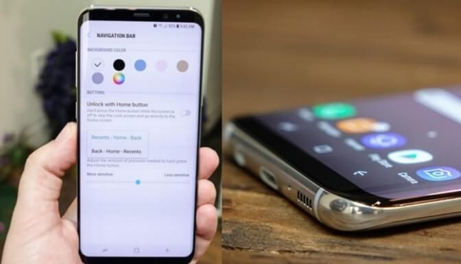 Samsung Galaxy S8: когда дизайн круче, чем процессор
