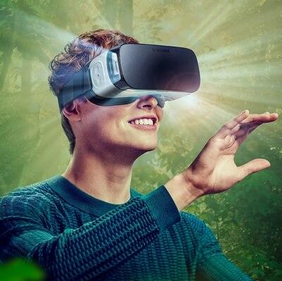 Oculus Rift транслирует геймплей в Facebook