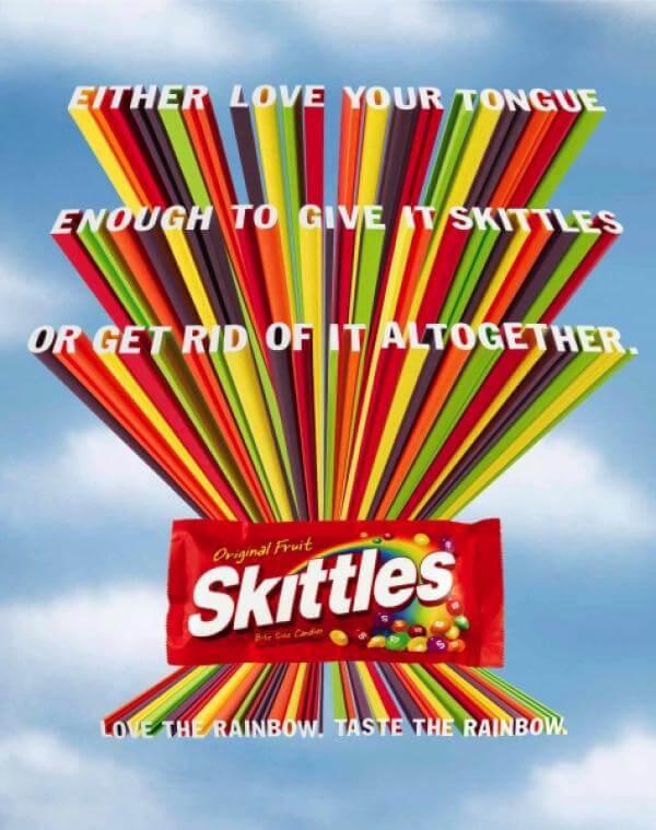 Skittles. Радуга вкуса для всей семьи и не только