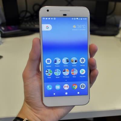 Google прекращает техническую поддержку смартфонов серии Pixel