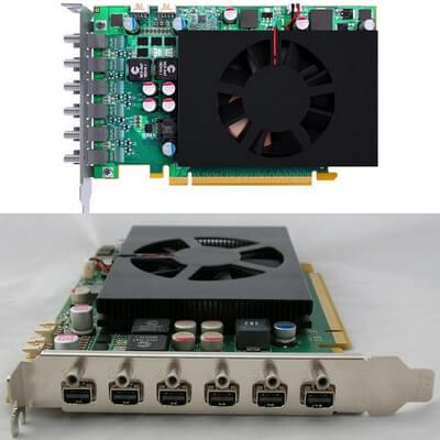 Объем памяти видеокарты Matrox C680 увеличен вдвое