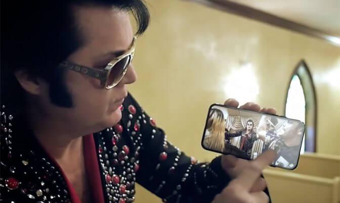 iPhone 8 «засветился» в клипе итальянской звезды шоу-бизнеса