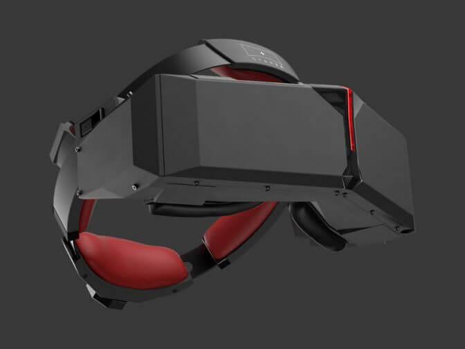 Acer наращивает объемы выпуска VR-шлемов