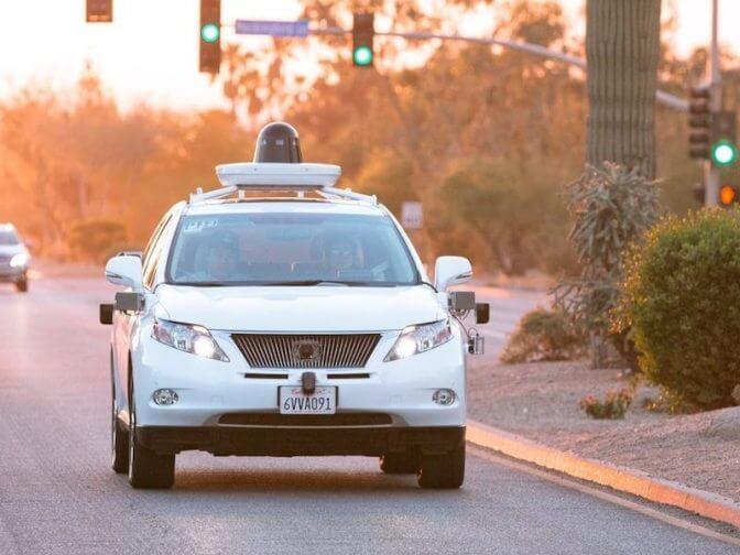 Google объединился с основным конкурентом Uber для создания беспилотных автомобилей