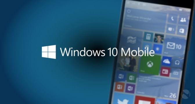 Windows 10 Mobile изжил себя
