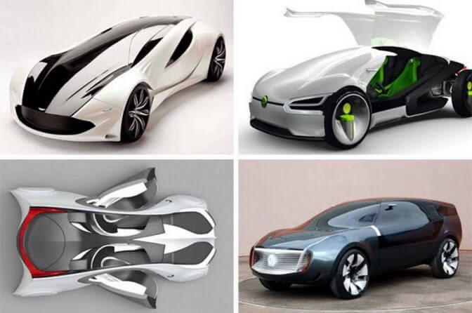 К 2030 г. в США и Европе большую часть автопарка будут составлять роботизированные автомобили