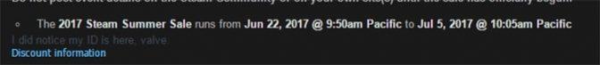 Летняя распродажа в Steam может стартовать 22 июня