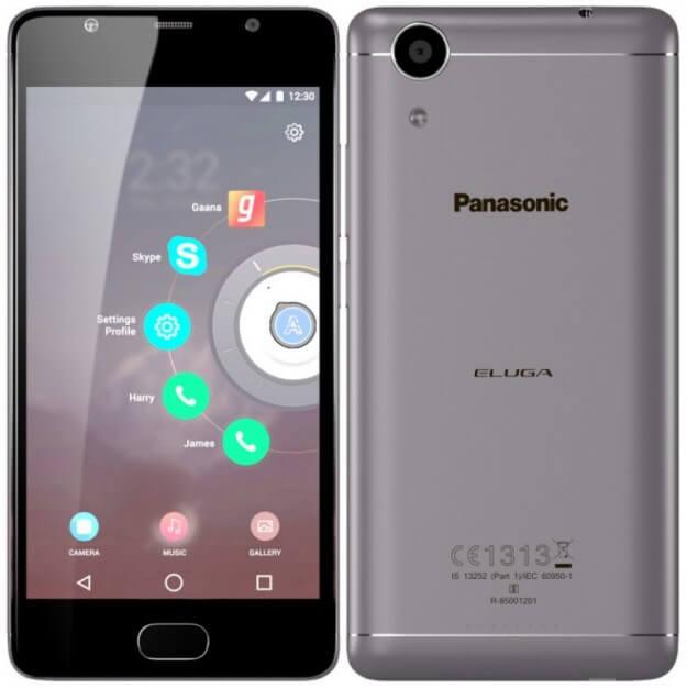 Panasonic выпустит две новые модели смартфонов