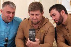 Кадыров призвал пользоваться «ВКонтакте» и YotaPhone