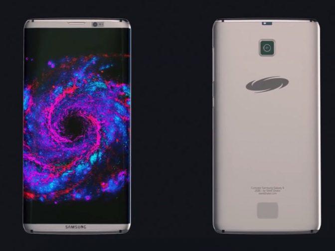Близится релиз Samsung Galaxy S8