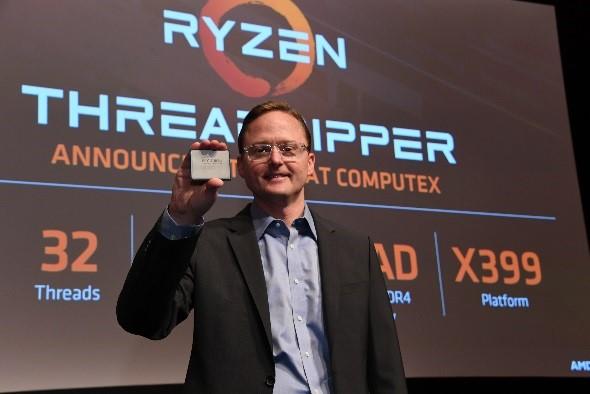 AMD Ryzen Threadripper: оверклокинг на свой страх и риск
