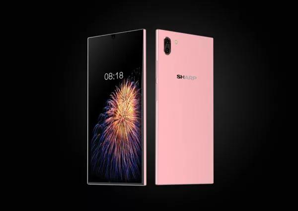 8 августа в Пекине будет анонсирован новый смартфон компании Sharp