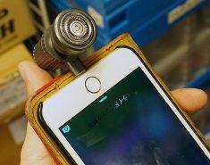 В iPhone добавлена функция электробритвы