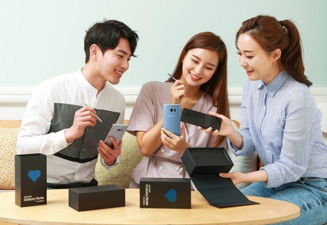 Состоялся официальный релиз Samsung Galaxy Note Fan Edition