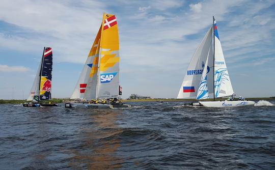 Решение SAP задействовалось на сентябрьской парусной регате во Владивостоке