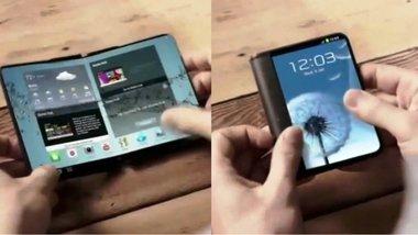 Презентацию смартфона-транформера Samsung проведет в Берлине осенью