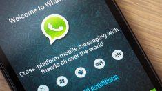 Переписка в WhatsApp не защищена