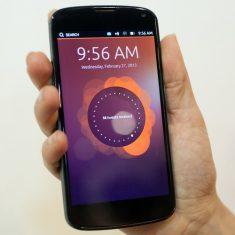 Ubuntu Touch завоевывает рынок мобильных устройств