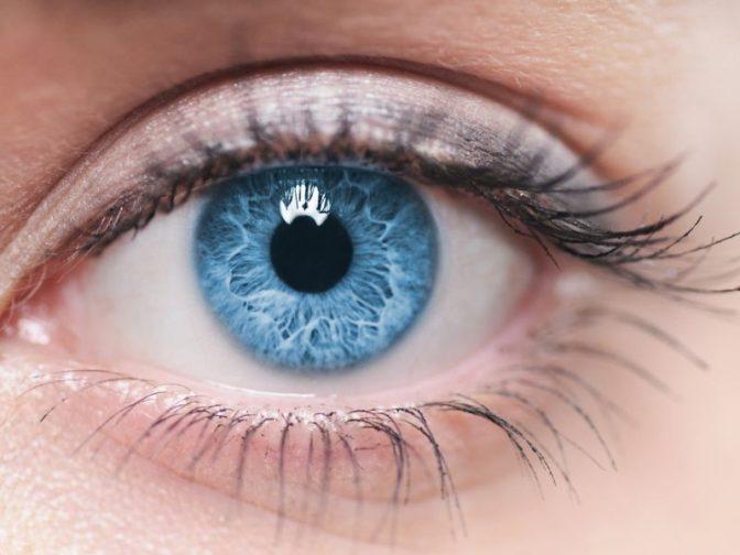 Компания Microsoft изобрела недорогое приложение для ввода текста движением глаз