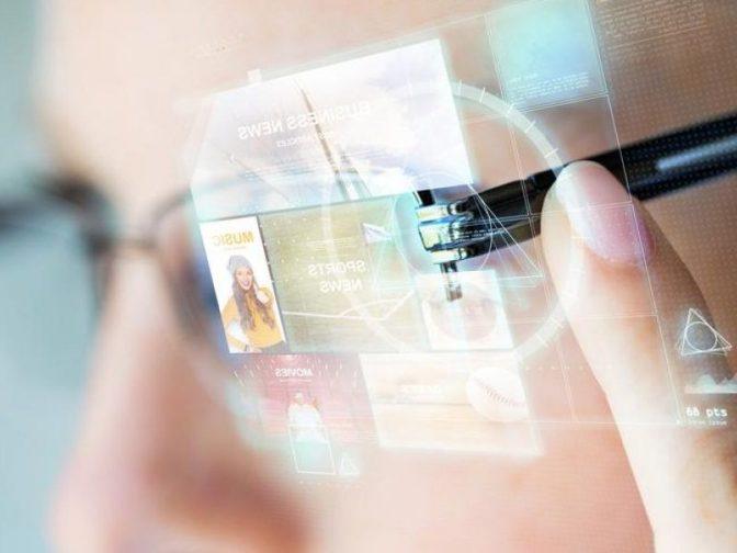 Отец-основатель Android презентует аналог Google Glass